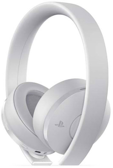 SONY Gold Wireless Headset - White Ed.