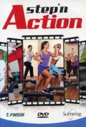 STEP N ACTION (DVD)