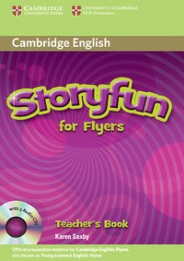 STORYFUN FOR FLYERS TB + CD