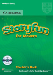 STORYFUN FOR MOVERS TB + CD