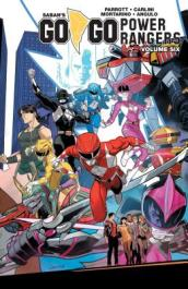 Saban s Go Go Power Rangers Vol. 6