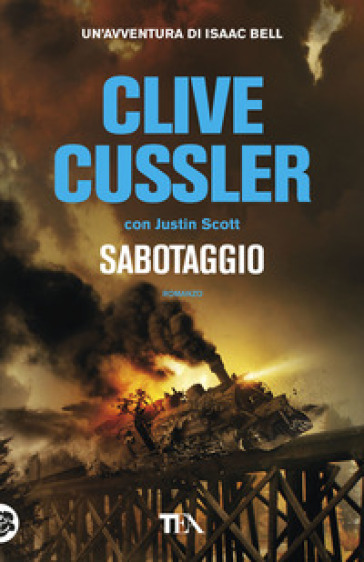 Sabotaggio - Clive Cussler |