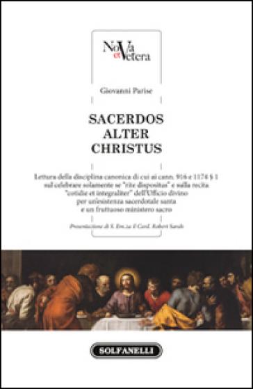 Sacerdos alter Christus - Giovanni Parise | Kritjur.org