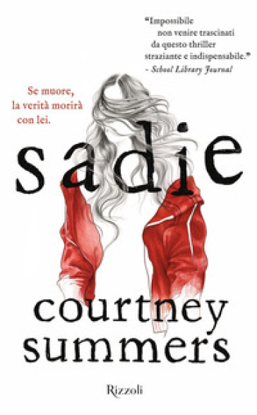 Sadie - Courtney Summers |
