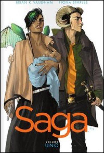 Saga. 1. - Brian K. Vaughan   Thecosgala.com