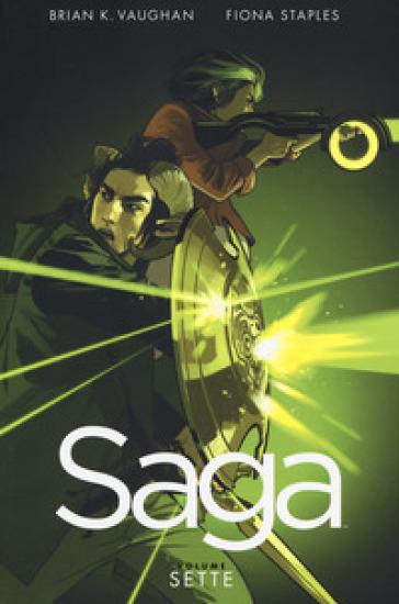 Saga. 7. - Brian K. Vaughan pdf epub