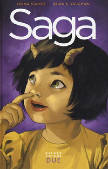 Saga deluxe. 2. - Brian K. Vaughan |