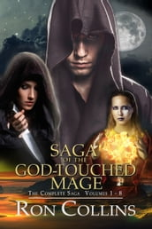 Saga of the God-Touched Mage (Vol 1-8)