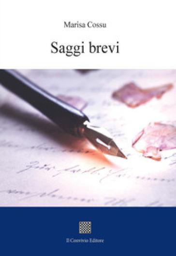 Saggi brevi - Marisa Cossu | Kritjur.org