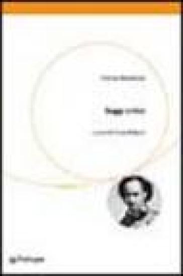 Saggi critici - Charles Baudelaire | Kritjur.org