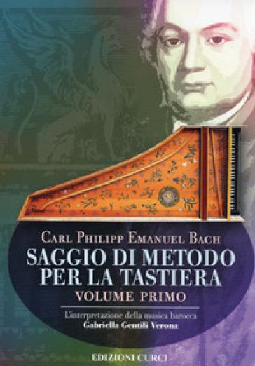 Saggio di metodo per la tastiera. 1. - Carl Philipp Emanuel Bach | Thecosgala.com