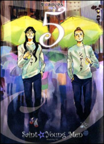 Saint young men. 5. - Hikaru Nakamura   Jonathanterrington.com