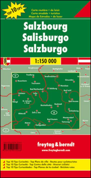 Salisburgo 1:150.000