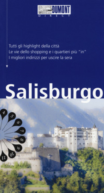 Salisburgo. Con carta estraibile - Walter Weiss | Thecosgala.com