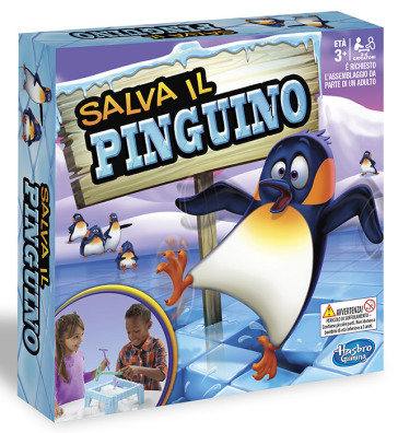 Salva il pinguino idee regalo mondadori store for Regalo libri gratis