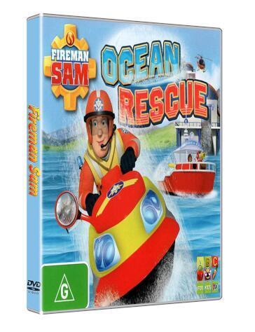 Sam Il Pompiere Salvataggio Nell Oceano Dvd Mondadori Store