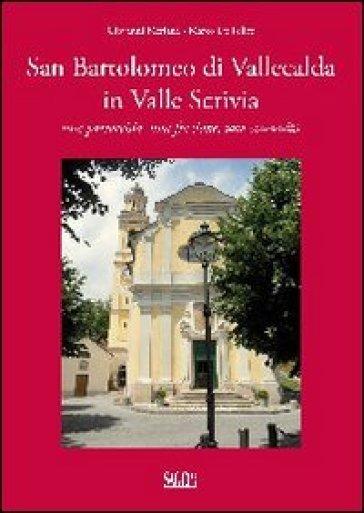 San Bartolomeo di Vallecalda. Una parrocchia, una frazione, una comunità - Giovanni Meriana |