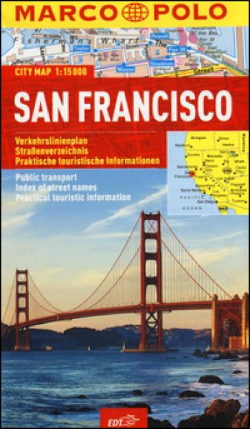 San Francisco 1:15.000