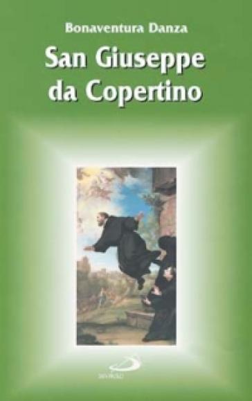 San Giuseppe da Copertino - Bonaventura Danza  