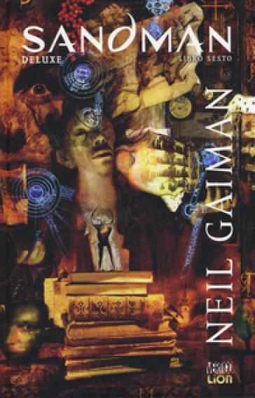 Sandman deluxe. 6: Favole e riflessi - Neil Gaiman |
