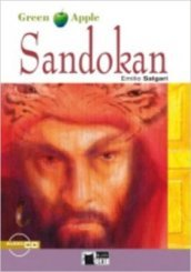 Sandokan. Con CD Audio
