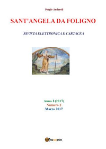 Sant'Angela da Foligno. 2. - Sergio Andreoli | Kritjur.org