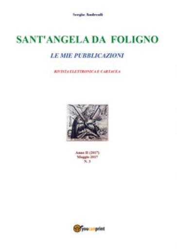 Sant'Angela da Foligno. 3. - Sergio Andreoli   Kritjur.org