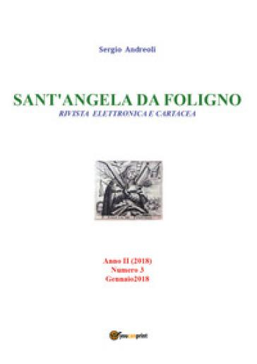 Sant'Angela da Foligno (2018). 3. - Sergio Andreoli | Ericsfund.org