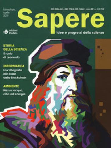 Sapere. Idee e progressi della scienza (2019). 2. -  pdf epub