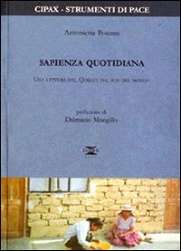 Sapienza quotidiana. Una lettura del Qoèlet dal sud del mondo - Antonietta Potente |
