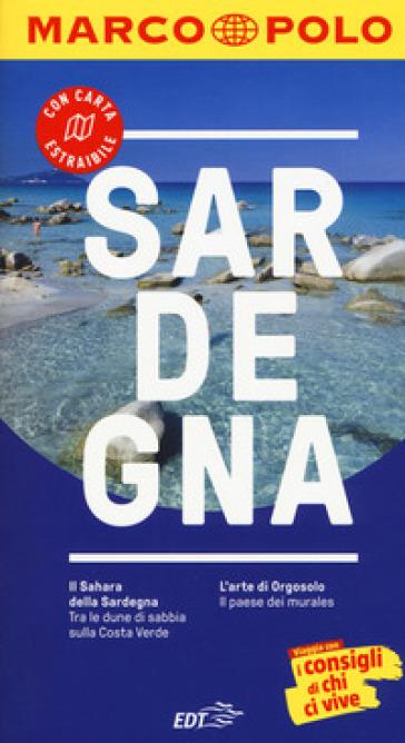 Sardegna. Con carta estraibile - Hans Bausenhardt  
