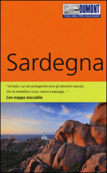 Sardegna. Con mappa - Andreas Stieglitz   Thecosgala.com