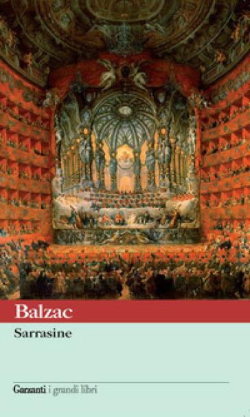 Sarrasine - Honoré de Balzac |