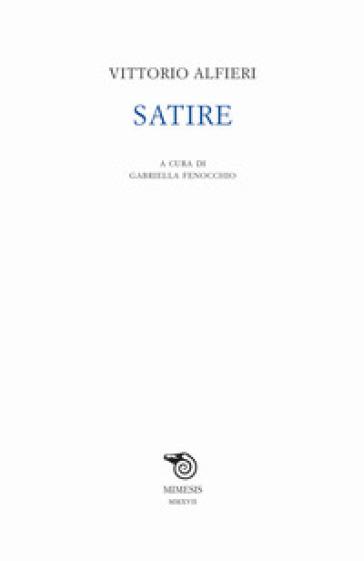 Satire - Vittorio Alfieri  