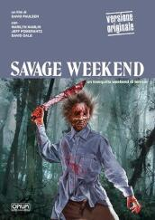 Savage Weekend (Opium Visions) (Lingua Originale)(1Dvd)