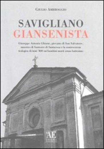 Savigliano giansenista - Giulio Ambroggio |