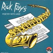 Sax-o-poem: poetry with..