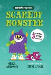 Scaredy Monster (Scaredy Monster Book 1)