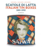Scatole di latta 1885-1950
