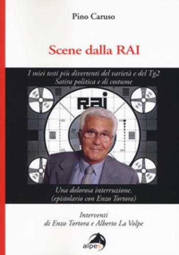 Scene dalla Rai. I miei testi più divertenti del varietà e del Tg2. Satira politica e di costume - Pino Caruso | Ericsfund.org