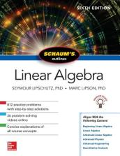 Schaum s Outline of Linear Algebra, Sixth Edition