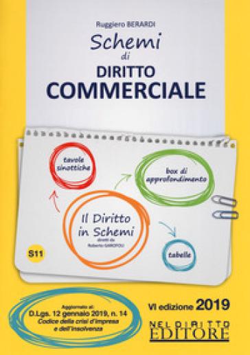 Schemi di diritto commerciale - Ruggiero Berardi |