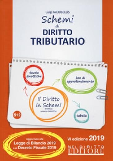 Schemi di diritto tributario - Luigi Iacobellis |