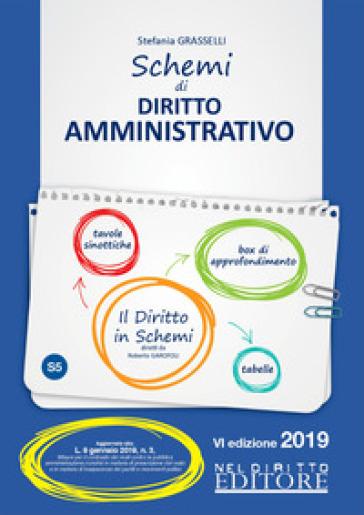 Schemi di diritto amministrativo - Stefania Grasselli |