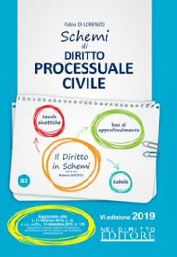 Schemi di diritto processuale civile - Fabio Di Lorenzo   Ericsfund.org