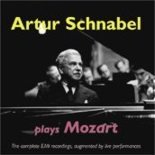 Schnabel plays mozart