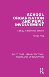 School Organisation and Pupil Involvement