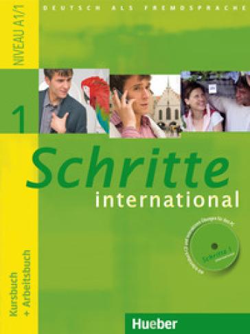 Schritte international. Kursbuch-Arbeitsbuch. Per le Scuole superiori. 1. - Daniela Niebisch | Thecosgala.com