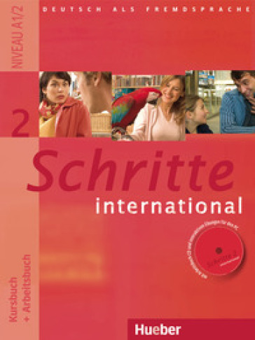 Schritte international. Kursbuch-Arbeitsbuch. Per le Scuole superiori. 2. - Daniela Niebisch   Ericsfund.org