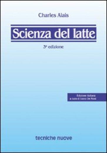 Scienza del latte - Charles Alais  